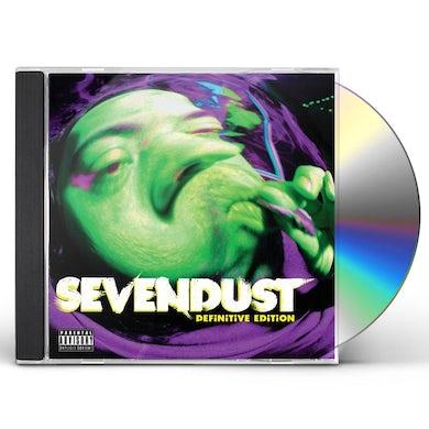 SEVENDUST: DEFINITIVE EDITION CD