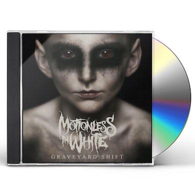 Motionless In White Graveyard Shift CD