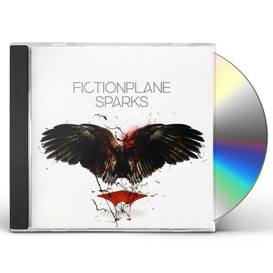 Fiction Plane SPARKS CD