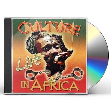 Culture LIVE IN AFRICA CD
