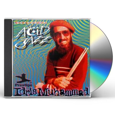 Idris Muhammad LEGENDS OF ACID JAZZ CD