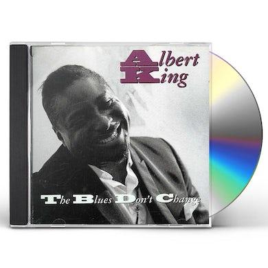 Albert King BLUES DON'T CHANGE CD