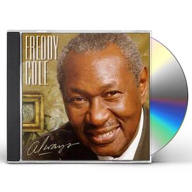 Freddy Cole ALWAYS CD