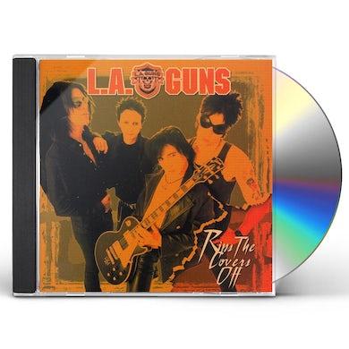 LA Guns RIPS THE COVERS OFF CD
