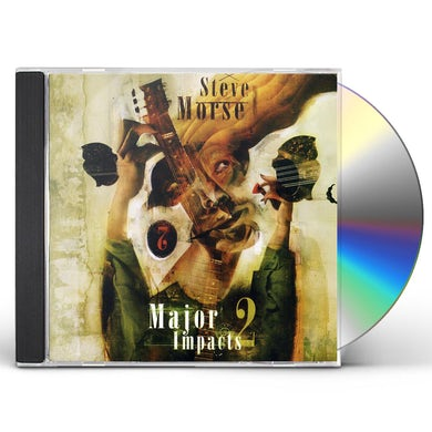 Steve Morse MAJOR IMPACTS 2 CD