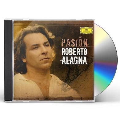 Roberto Alagna PASION CD