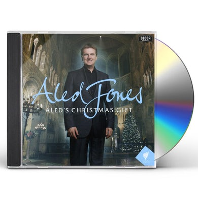 Aled Jones ALED'S CHRISTMAS GIFT CD