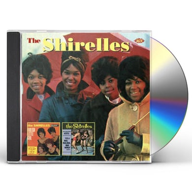 The Shirelles FOOLISH LITTLE GIRL / SING THEIR HITS FROM IT'S CD