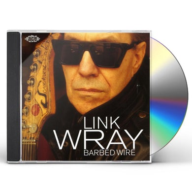 Link Wray BARBED WIRE CD