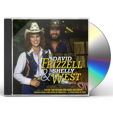 David Frizzell / Shelly West VERY BEST OF DAVID FRIZZELL & SHELLY WEST CD