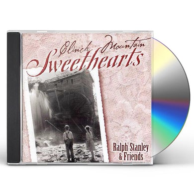 Ralph Stanley CLINCH MOUNTAIN SWEETHEARTS CD