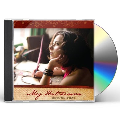Meg Hutchinson BEYOND THAT CD
