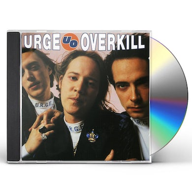 Urge Overkill SUPERSONIC STORYBOOK CD