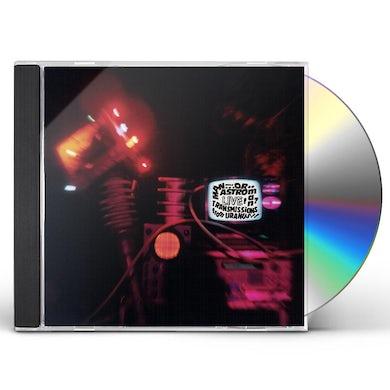 Man Or Astro-Man LIVE TRANSMISSIONS FROM URANUS CD