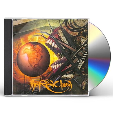 Red Chord FED THROUGH THE TEETH MACHINE CD