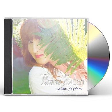 Diana Panton SOLSTICE / EQUINOX CD