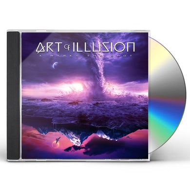 Art Of Illusion X Marks The Spot CD