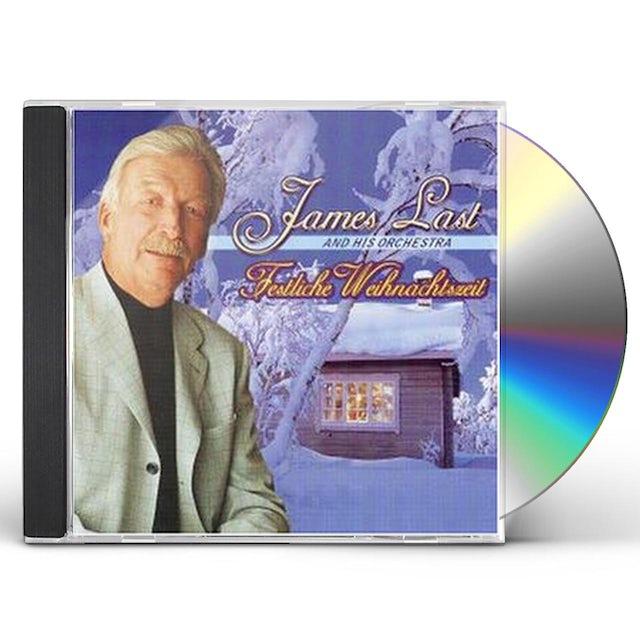 James Last FESTLICHE WEIHNACHTSZEIT J.L CD