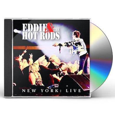 Eddie & The Hot Rods New York: Live CD