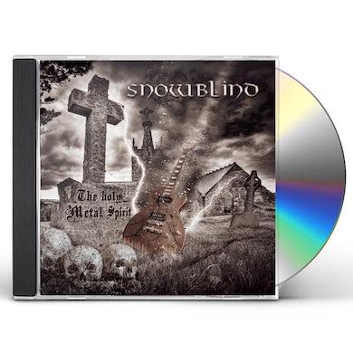 Snowblind The Holy Metal Spirit CD