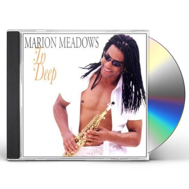 Marion Meadows IN DEEP CD