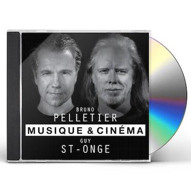 Bruno Pelletier MUSIQUE ET CINEMA CD