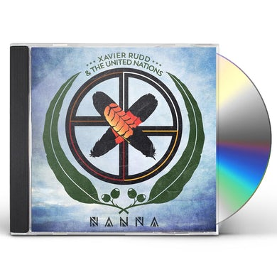 Xavier Rudd NANNA CD