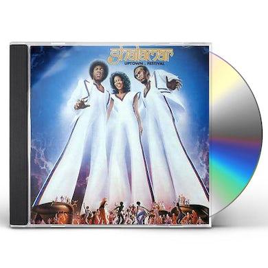 Shalamar UPTOWN FESTIVAL CD