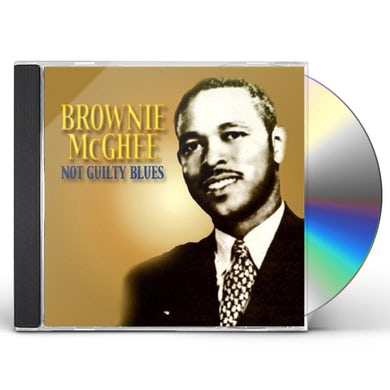 Brownie Mcghee NOT GUILTY BLUES CD
