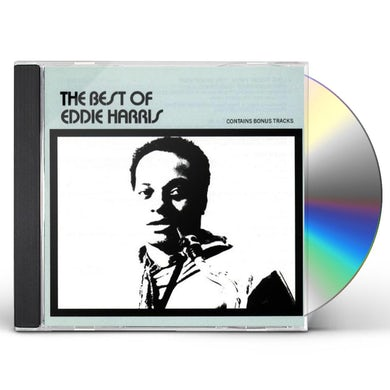 Eddie Harris BEST OF CD