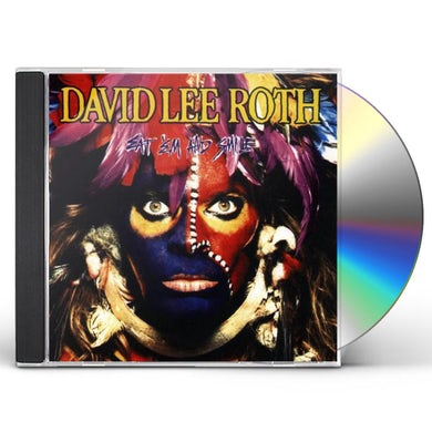 David Lee Roth EAT EM & SMILE CD