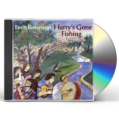 Leon Rosselson HARRY'S GONE FISHING CD