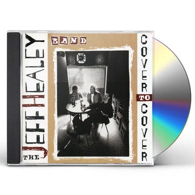 Jeff Healey COVER TO COVER CD