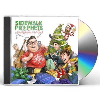Sidewalk Prophets MERRY CHRISTMAS TO YOU CD