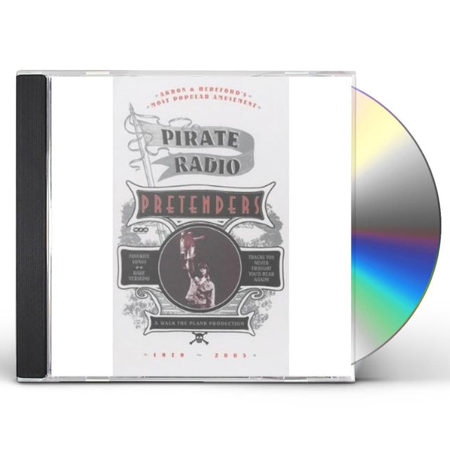 Pretenders PIRATE RADIO CD