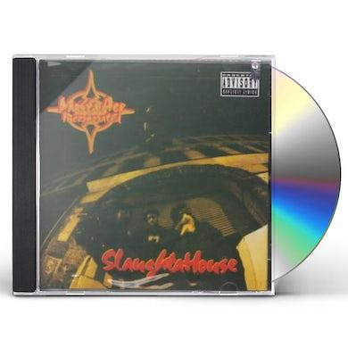 Masta Ace SLAUGHTAHOUSE CD