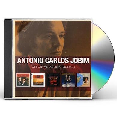 Antonio Carlos Jobim ORIGINAL ALBUM SERIES CD