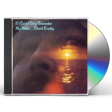 David Crosby IF I COULD ONLY REMEMBER MY NAME CD
