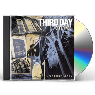 Third Day OFFERINGS: A WORSHIP ALBUM CD