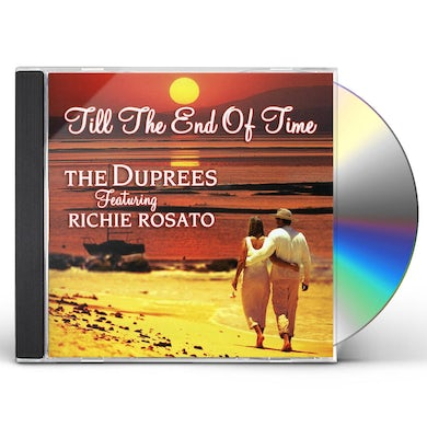 Duprees TILL THE END OF TIME CD