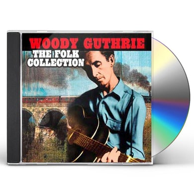 Woody Guthrie FOLK COLLECTION CD