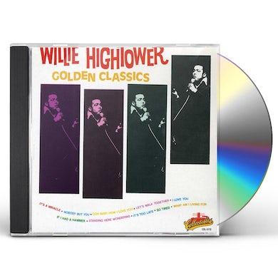 Willie Hightower GOLDEN CLASSICS CD