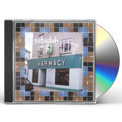 Sebadoh HARMACY CD