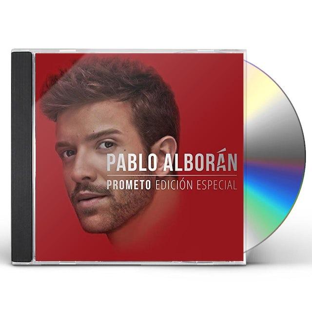 Pablo Alboran PROMETO EDICION ESPECIAL CD