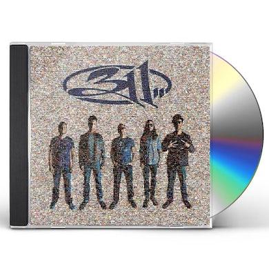 311 MOSAIC CD