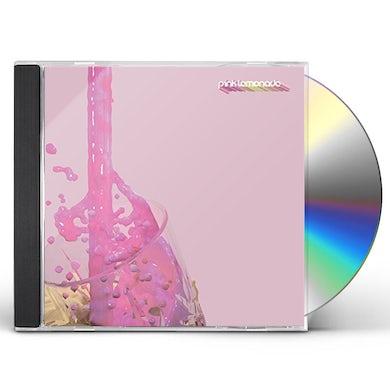 Marcus D PINK LEMONADE CD