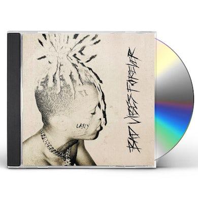 Xxxtentacion BAD VIBES FOREVER CD