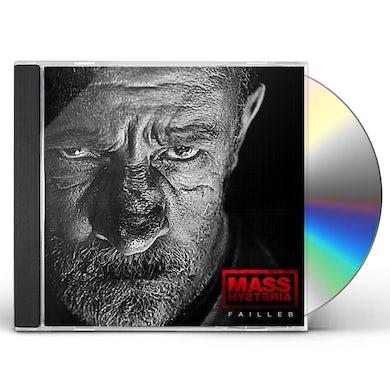 Mass Hysteria FAILLES CD