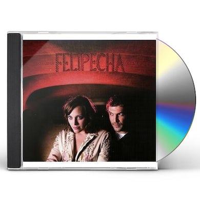 Felipecha LIGNES DE FUITE CD