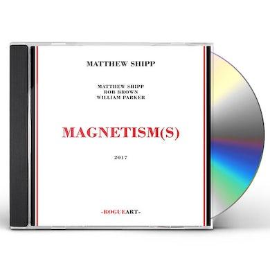 Matthew Shipp MAGNETISM(S) CD
